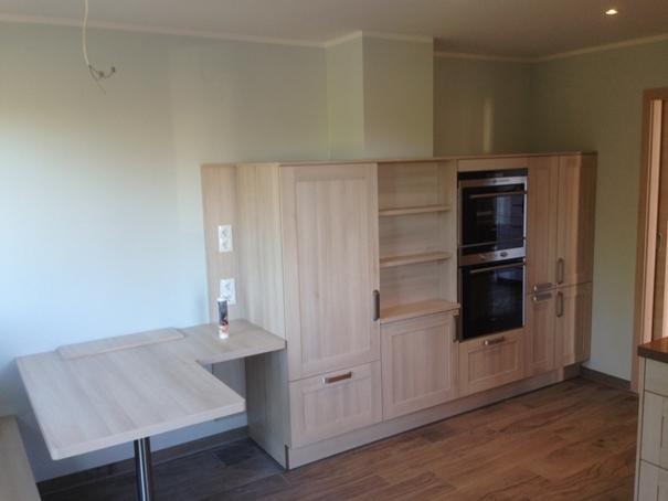 Plana Küche 2